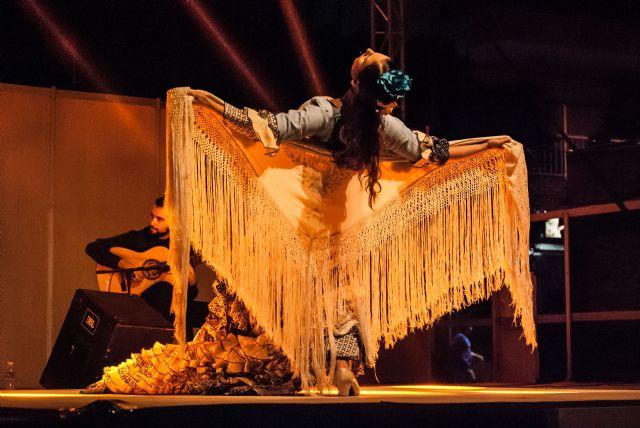 Mazarrón se impregna de arte flamenco en la presentación del Festival de Lo Ferro - 3, Foto 3