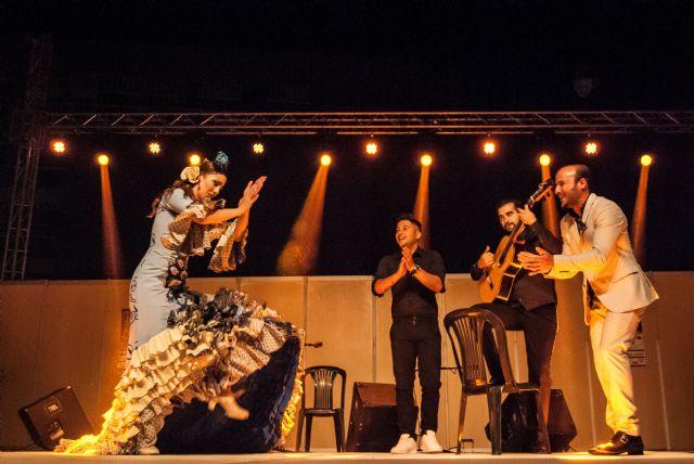 Mazarrón se impregna de arte flamenco en la presentación del Festival de Lo Ferro - 4, Foto 4