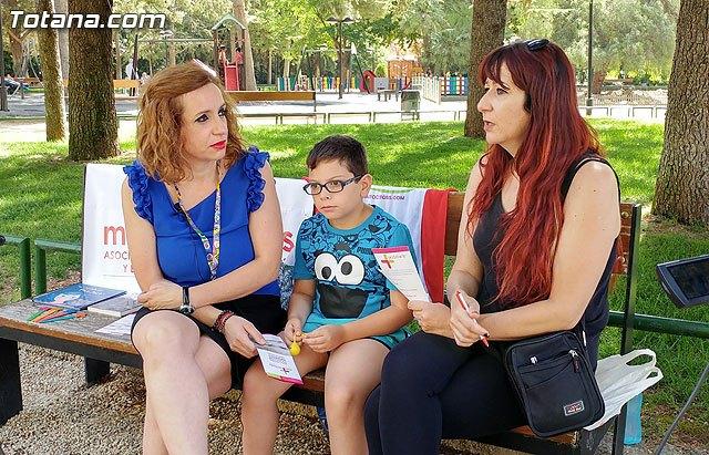 Entrevistamos a Lucía Munuera, socia de la Asociación Española de Mastocitosis, Foto 1