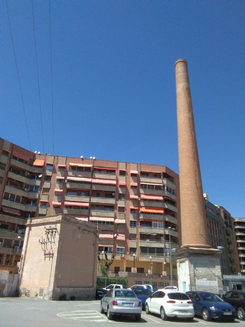 El PSOE pide el soterramiento de la línea de alta tensión que existe frente a la estación de autobuses de Lorca - 1, Foto 1