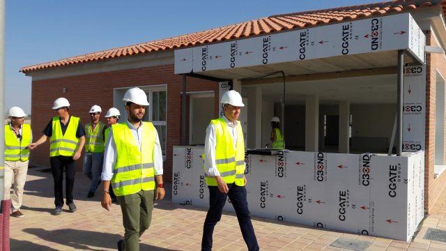 Las obras del nuevo vaso de gestión de residuos de Barranco Hondo culminarán este mes y situarán a Lorca como modelo de tratamiento y recuperación a nivel nacional - 1, Foto 1