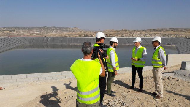 Las obras del nuevo vaso de gestión de residuos de Barranco Hondo culminarán este mes y situarán a Lorca como modelo de tratamiento y recuperación a nivel nacional - 2, Foto 2