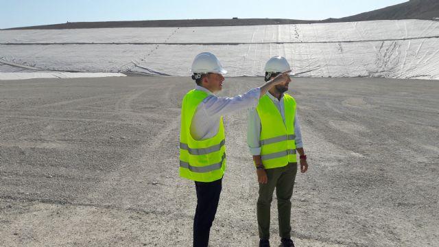 Las obras del nuevo vaso de gestión de residuos de Barranco Hondo culminarán este mes y situarán a Lorca como modelo de tratamiento y recuperación a nivel nacional - 3, Foto 3