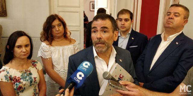 MC Cartagena exige el inmediato inicio de la investigación municipal de la trama del agua - 1, Foto 1