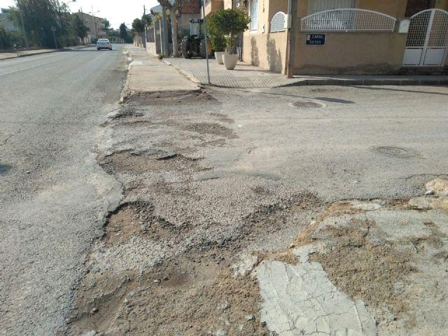 El PSOE arremete contra el PP por olvidarse de obras en pedanías comprometidas desde 2015 - 2, Foto 2