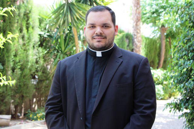 """""""He descubierto que el Señor quiere que me santifique por medio del sacerdocio"""", Ramiro Ginés Ciller Alemán, Foto 1"""