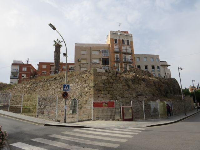 Ciudadanos pide al Ayuntamiento que ponga en valor los restos de la Muralla de Felipe V que se hallaron en 2015 - 2, Foto 2