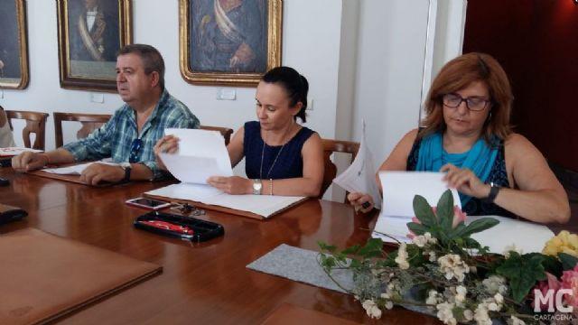 MC Cartagena denuncia el cinismo socialista para oponerse en el Ayuntamiento a propuestas suyas en la ADLE - 1, Foto 1
