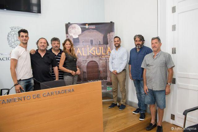 Pedro Segura será Calígula en el Parque de Torres el próximo agosto - 1, Foto 1