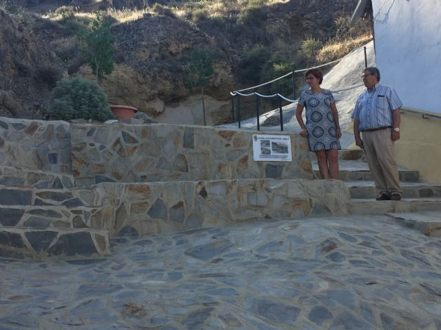 Finalizado nuevo sendero turístico que une la calle Cantarerías con el Subidor al Castillo - 4, Foto 4