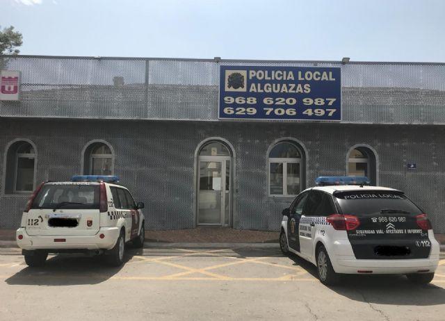 Las secciones sindicales de FeSP-UGT y CSIF en la Policía Local de Alguazas denuncian la nula inversión y abandono por parte del Consistorio - 1, Foto 1