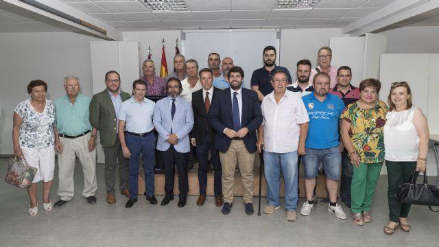 La Comunidad destina cuatro millones a mejorar infraestructuras en barrios y pedanías de Murcia, Cartagena, Lorca y Molina de Segura, Foto 2