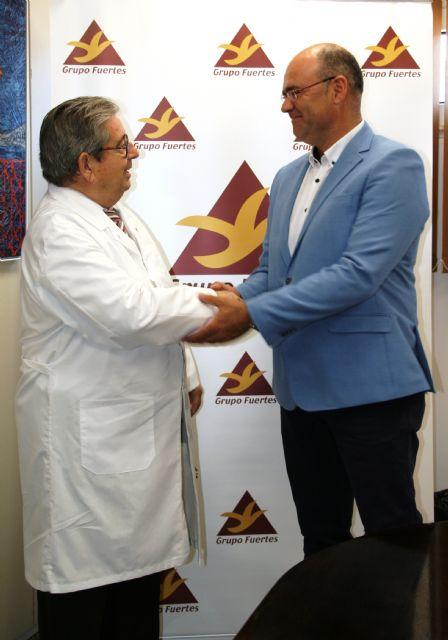 El Ayuntamiento de Pliego y ElPozo firman un convenio para proteger y promocionar el yacimiento de La Almoloya - 3, Foto 3