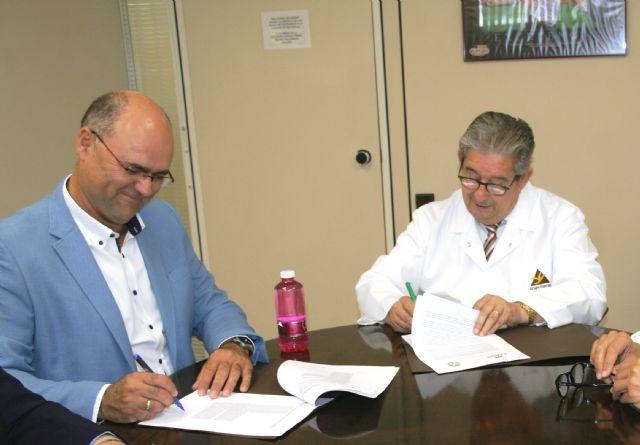 El Ayuntamiento de Pliego y ElPozo firman un convenio para proteger y promocionar el yacimiento de La Almoloya - 4, Foto 4