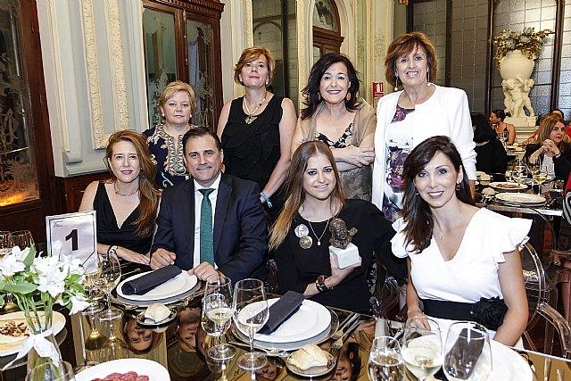 Más de 100 personas acuden a la I Cena de Verano de la Organización de Mujeres Empresarias, Profesionales y Directivas de la Región de Murcia, Foto 1