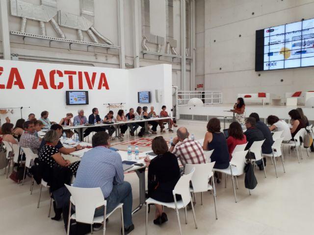 Murcia da a conocer su ADN Urbano en el primer Campus de la Red de Entidades de Desarrollo Local - 1, Foto 1