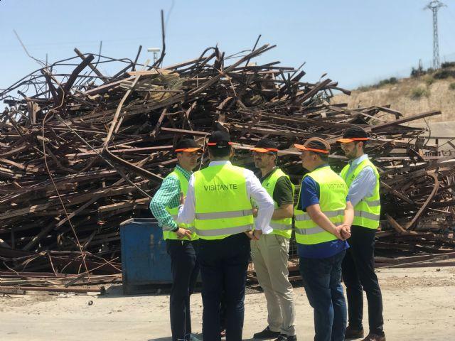Cada murciano recicla 6,68 kilos de residuos de aparatos eléctricos y electrónicos, la segunda tasa más alta de toda España - 2, Foto 2