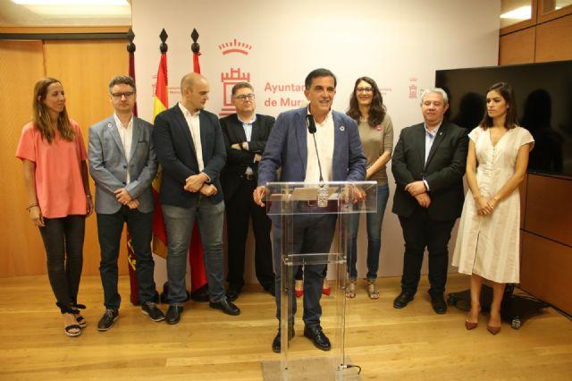 El PSOE priorizará este mandato un transporte público de calidad, la renovación de colegios y el reequilibrio de pedanías - 1, Foto 1