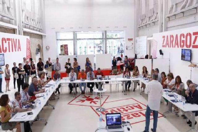 La ADLE participa en el primer Campus de la Red de Entidades de Desarrollo Local en Zaragoza - 1, Foto 1