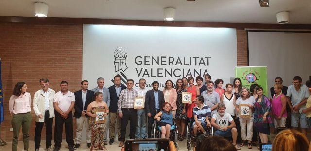 """El proyecto """"Sin límites"""", premiado en Valencia - 1, Foto 1"""
