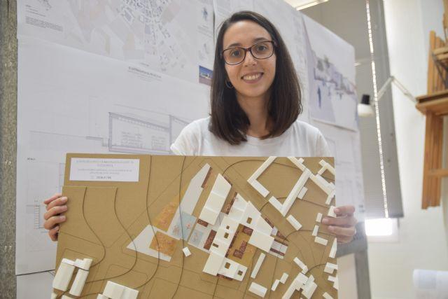 Una arquitecta por la UPCT, finalista en la Bienal Iberoamericana de Arquitectura - 1, Foto 1