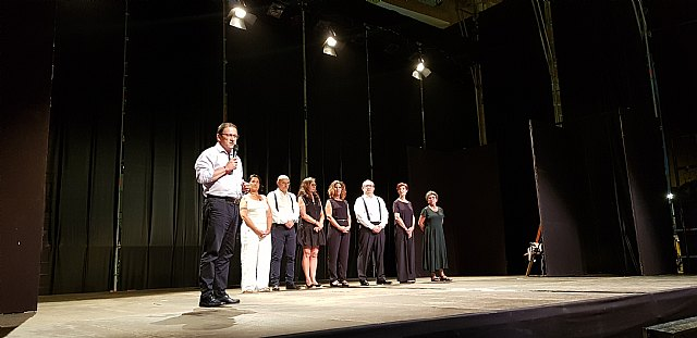 El teatro homenajea a Rafael García Castillo, Foto 1