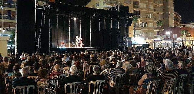 El teatro homenajea a Rafael García Castillo, Foto 2