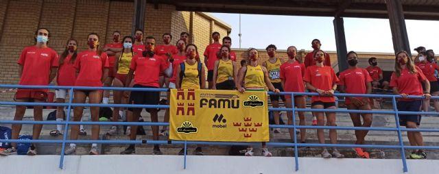 La Selección FAMU, 11ª en L´Hospitalet con plusmarcas incluidas - 1, Foto 1