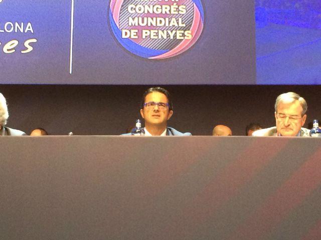 La Peña Totana Barcelonista part in the XXXVII World Congress of Peñas del FC Barcelona