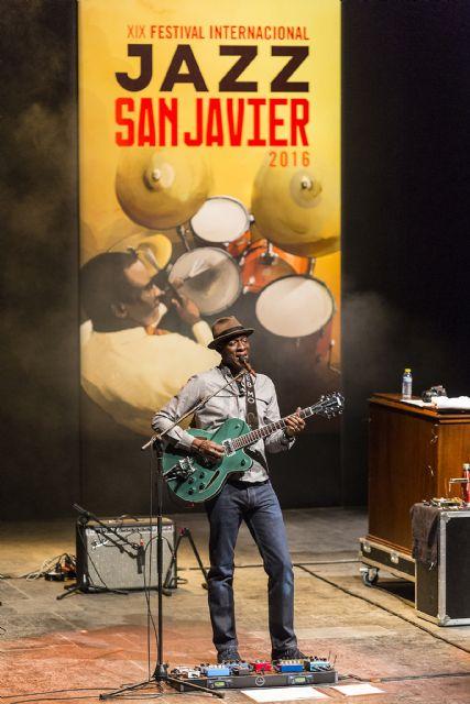 Festival Internacional de Jazz de San Javier - 1, Foto 1