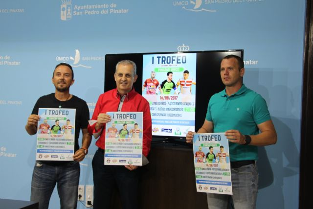 San Pedro del Pinatar acoge el I Trofeo Pinatar Único - 1, Foto 1