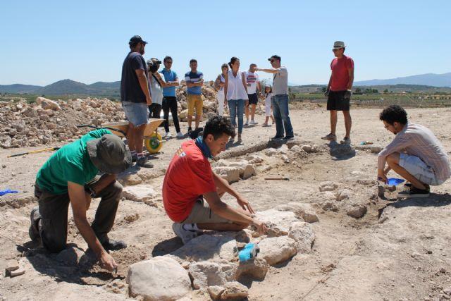 Los trabajos arqueológicos en la Villa Romana de Los Cantos se podrán visitar en una jornada de puertas abiertas - 1, Foto 1
