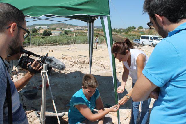 Los trabajos arqueológicos en la Villa Romana de Los Cantos se podrán visitar en una jornada de puertas abiertas - 2, Foto 2