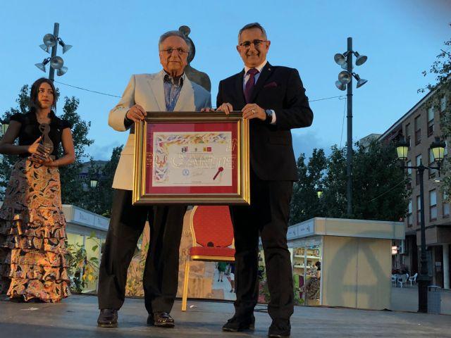 ELPOZO ALIMENTACIÓN recibe el premio Pencho Cros al mecenazgo, Foto 3