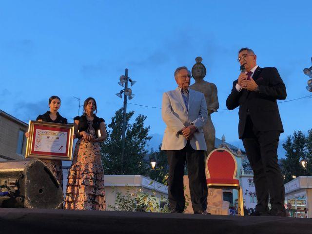 ELPOZO ALIMENTACIÓN recibe el premio Pencho Cros al mecenazgo, Foto 4