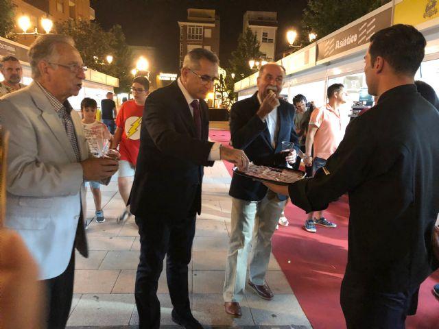 ELPOZO ALIMENTACIÓN recibe el premio Pencho Cros al mecenazgo, Foto 5