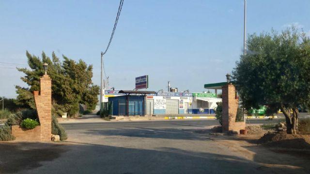 MC denuncia dejadez en La Palma con deficiencias en señalización vertical y drenajes sin limpiar - 2, Foto 2