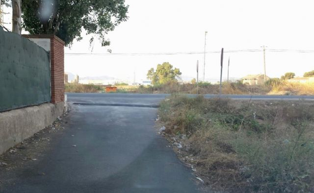 MC denuncia dejadez en La Palma con deficiencias en señalización vertical y drenajes sin limpiar - 3, Foto 3