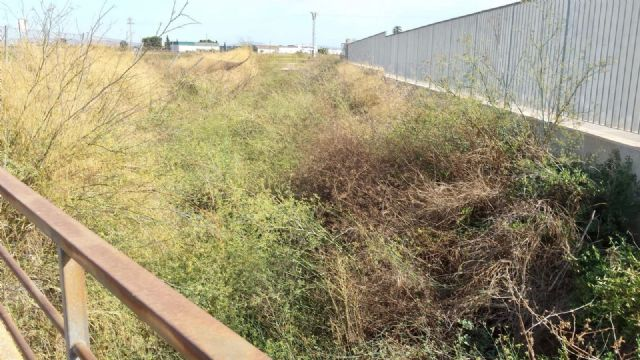 MC denuncia dejadez en La Palma con deficiencias en señalización vertical y drenajes sin limpiar - 4, Foto 4
