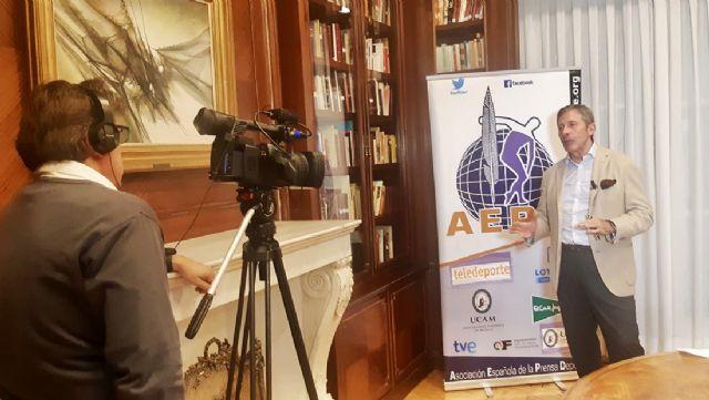 El Máster en Periodismo Deportivo de la UCAM será pionero en la formación de especialistas en Juegos Olímpicos - 1, Foto 1