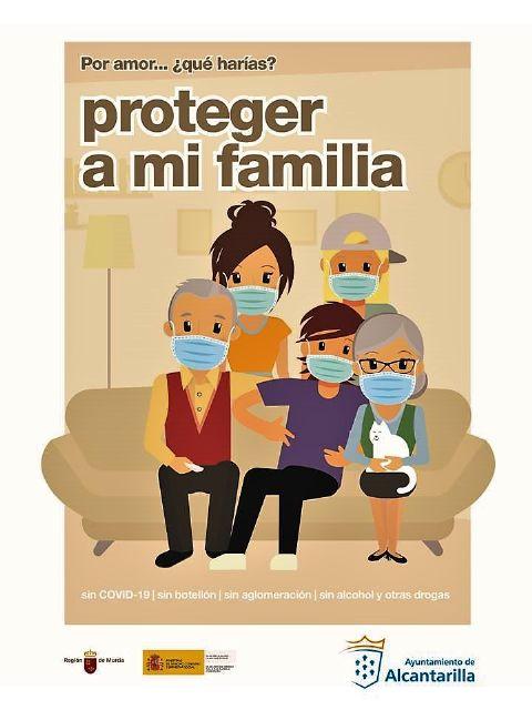 El Ayuntamiento de Alcantarilla se une a la campaña Por amor ¿qué harías?... - 2, Foto 2