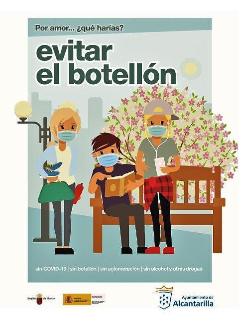 El Ayuntamiento de Alcantarilla se une a la campaña Por amor ¿qué harías?... - 3, Foto 3