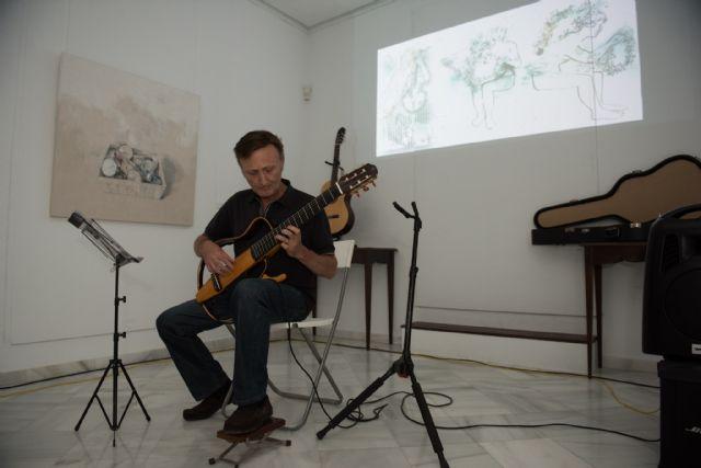 La música de Maxi Garcés se suma a los actos del 125 aniversario de Casas Consistoriales, Foto 1