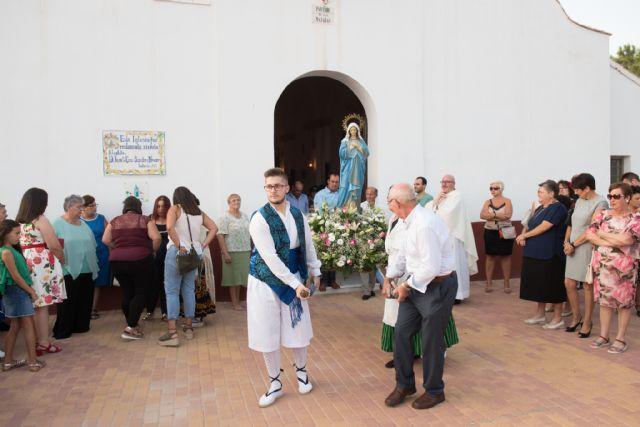 La Majada disfruta de sus fiestas en honor a la Purísima, Foto 1