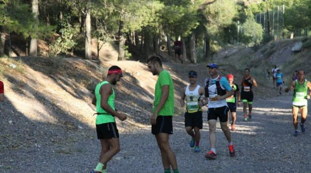 Nuevo pódium del Club Atletismo de Totana, en la VI edición de la peñarrubia Trail, Foto 1