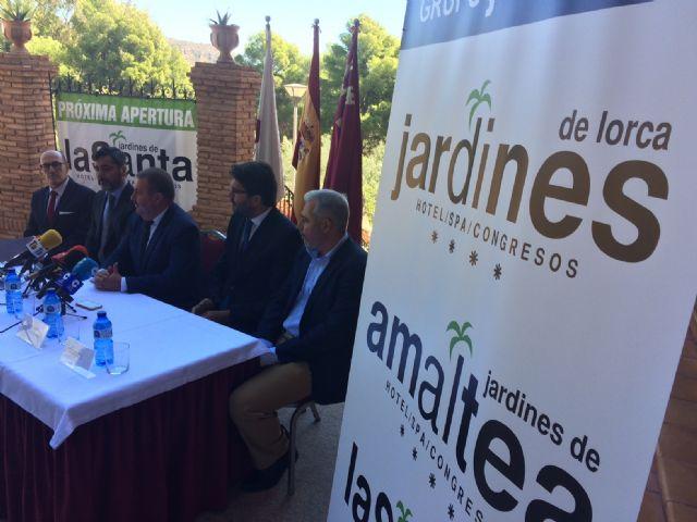La mercantil Hoteles de Murcia, SA asume la gestión del complejo hotelero de La Santa para los próximos veinte años - 3, Foto 3