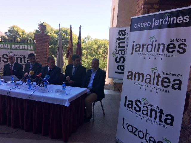"""The mercantile """"Hoteles de Murcia, SA"""" assumes the management of the hotel complex of La Santa for the next twenty years - 4"""