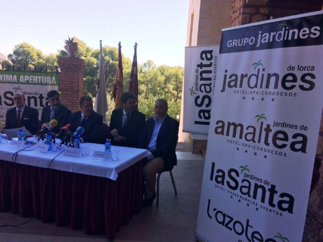 La mercantil Hoteles de Murcia, SA asume la gestión del complejo hotelero de La Santa para los próximos veinte años - 4, Foto 4