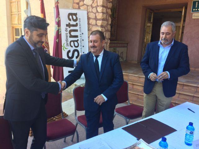 La mercantil Hoteles de Murcia, SA asume la gestión del complejo hotelero de La Santa para los próximos veinte años - 5, Foto 5