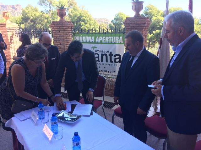 """The mercantile """"Hoteles de Murcia, SA"""" assumes the management of the hotel complex of La Santa for the next twenty years - 6"""